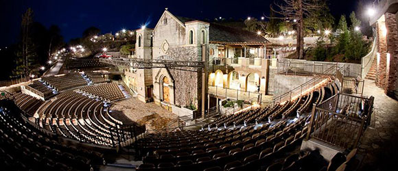 Mountain Winery Amphitheater
