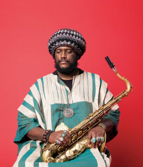 Kamasi Washington at Mountain Winery Amphitheater
