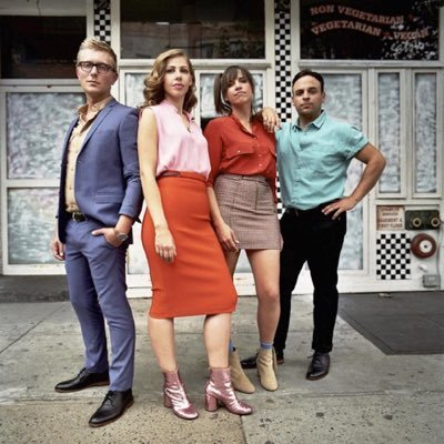 Lake Street Dive at Mountain Winery Amphitheater