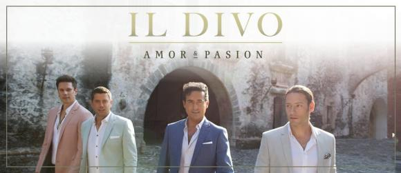 Il Divo at Mountain Winery Amphitheater