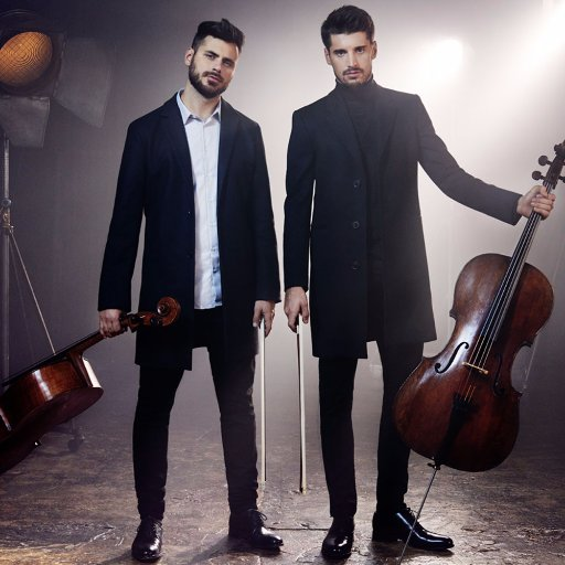 2Cellos at Mountain Winery Amphitheater