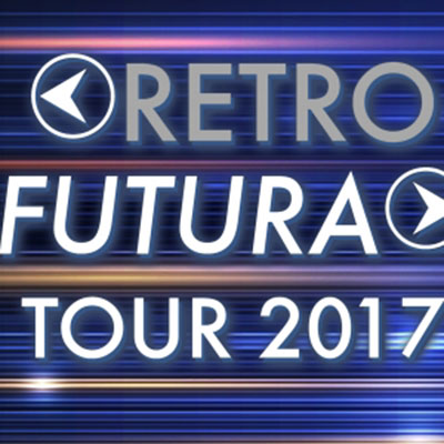Retro Futura Tour at Mountain Winery Amphitheater