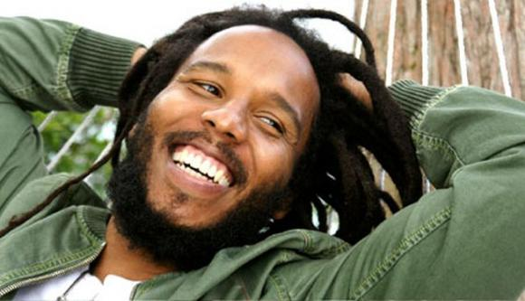 Ziggy Marley at Mountain Winery Amphitheater