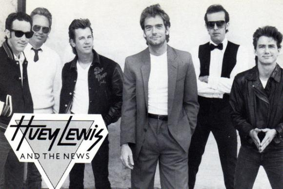 Huey Lewis and The News at Mountain Winery Amphitheater
