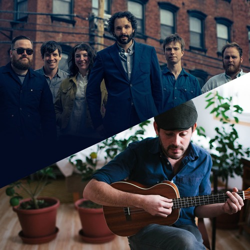 Gregory Alan Isakov & Blind Pilot at Mountain Winery Amphitheater