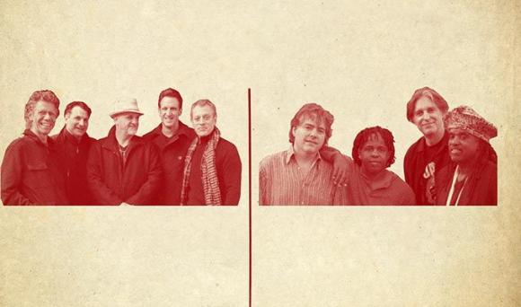 Chick Corea Elektric Band & Bela Fleck and The Flecktone at Mountain Winery Amphitheater