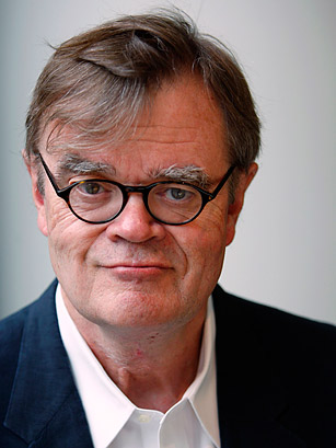 Garrison Keillor at Mountain Winery Amphitheater