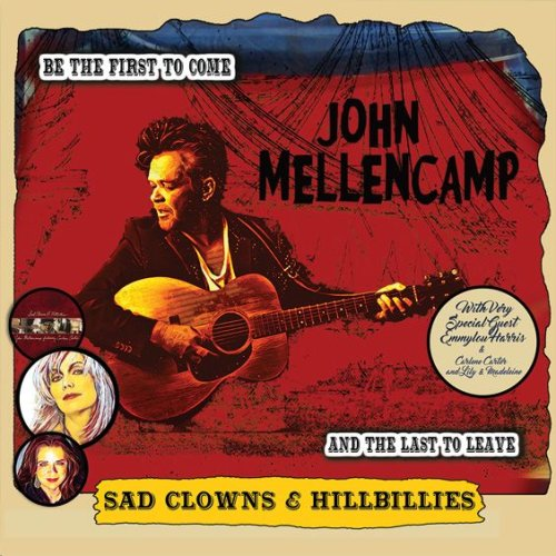 John Mellencamp, Emmylou Harris & Carlene Carter at Mountain Winery Amphitheater