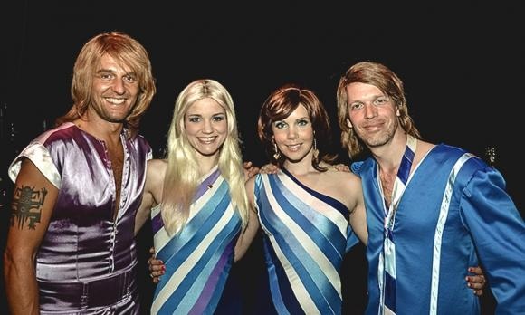 ABBA: The Concert - A Tribute To ABBA at Mountain Winery Amphitheater