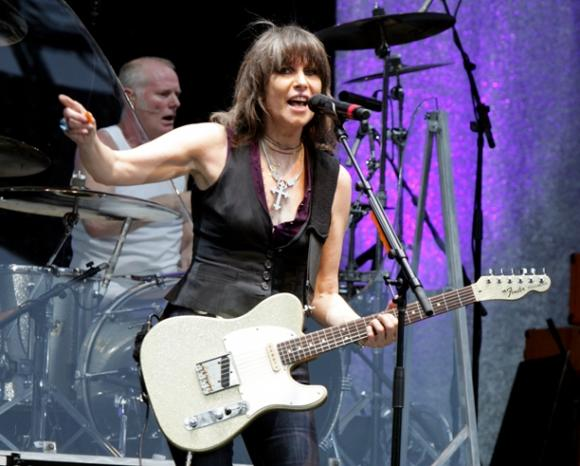 The Pretenders at Mountain Winery Amphitheater