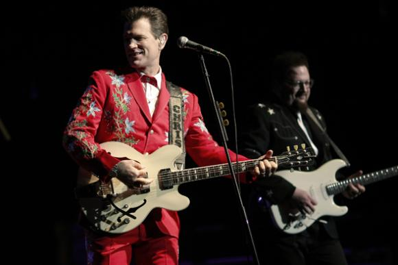 Chris Isaak at Mountain Winery Amphitheater