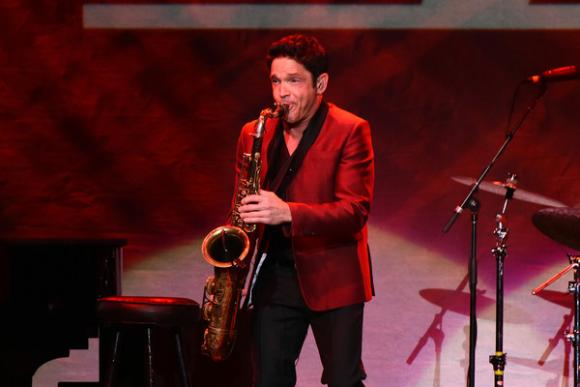 Dave Koz at Mountain Winery Amphitheater