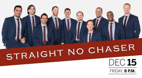 Straight No Chaser at Mountain Winery Amphitheater