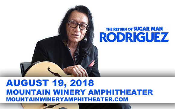 Rodriguez at Mountain Winery Amphitheater