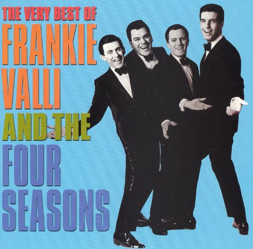 Frankie Valli & The Four Seasons at Mountain Winery Amphitheater