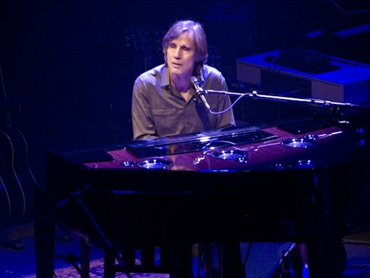 Jackson Browne at Mountain Winery Amphitheater