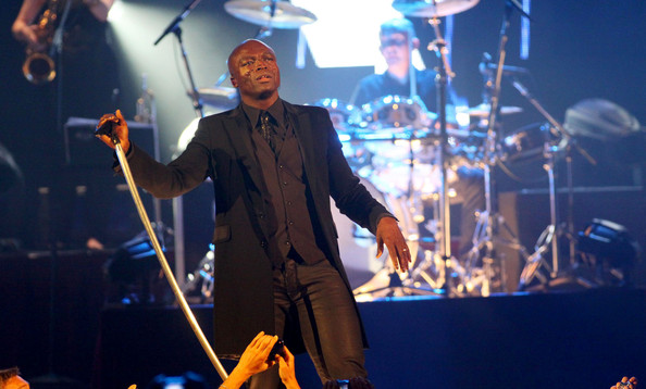Seal at Mountain Winery Amphitheater