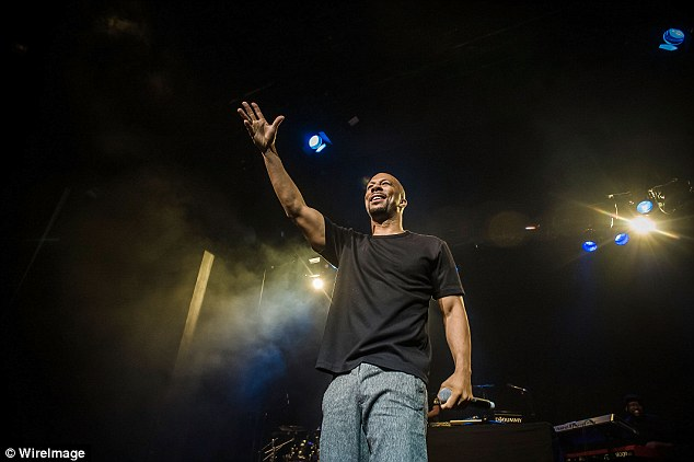 Common at Mountain Winery Amphitheater