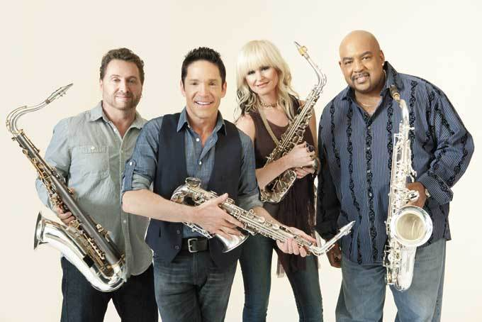 Dave Koz and Friends at Mountain Winery Amphitheater