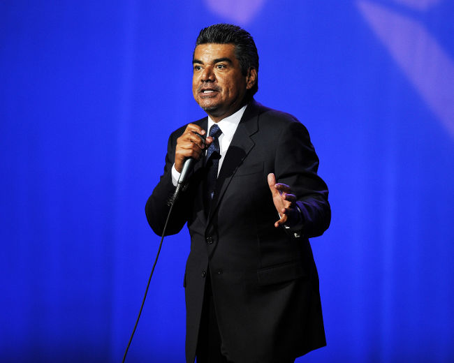 George Lopez at Mountain Winery Amphitheater