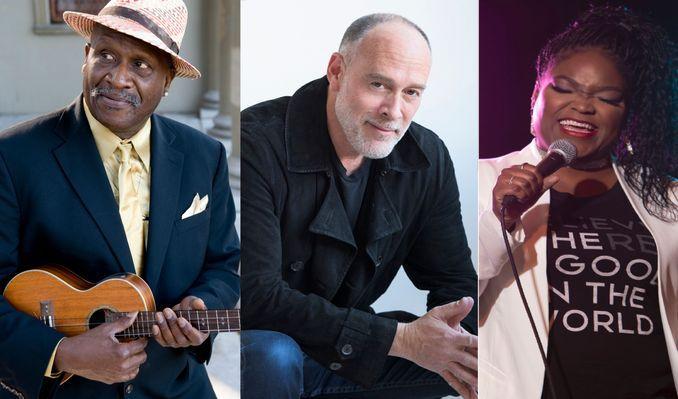 Taj Mahal Quartet: Taj Mahal, Marc Cohn, Shemekia Copeland & The Blind Boys of Alabama at Mountain Winery Amphitheater