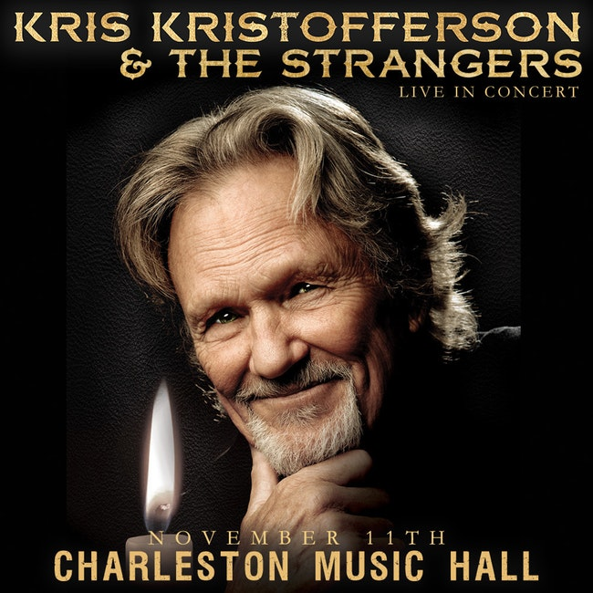 Kris Kristofferson & The Strangers at Mountain Winery Amphitheater