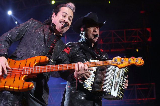 Los Tigres Del Norte at Mountain Winery Amphitheater