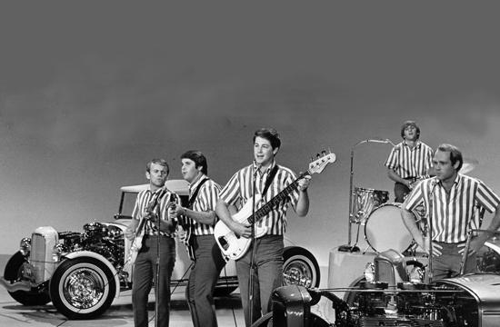 The Beach Boys at Mountain Winery Amphitheater