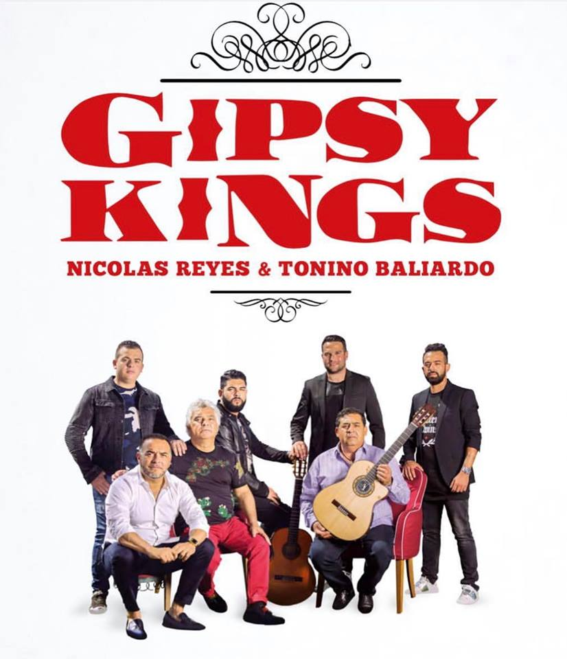 Gipsy Kings at Mountain Winery Amphitheater