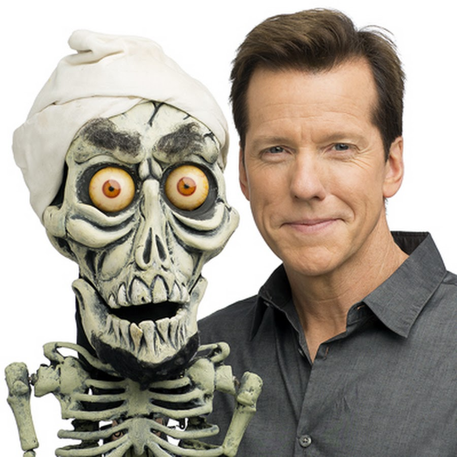 Jeff Dunham at Mountain Winery Amphitheater