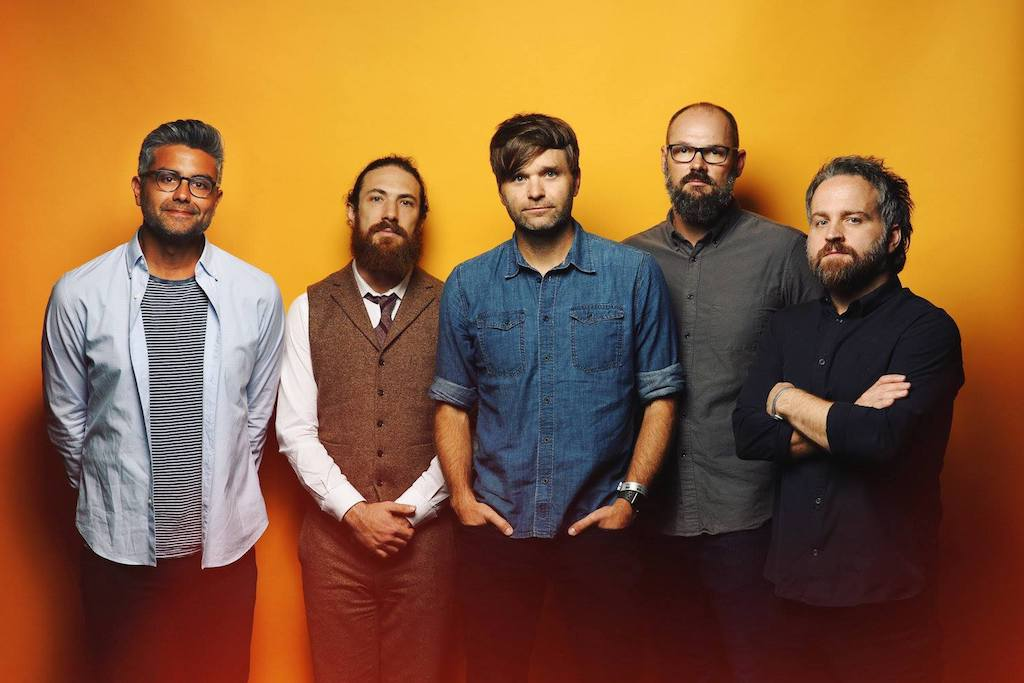 Death Cab For Cutie at Mountain Winery Amphitheater