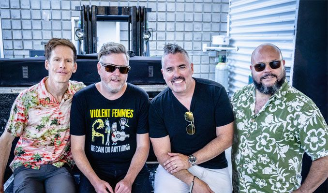 Barenaked Ladies, Gin Blossoms & Toad The Wet Sprocket at Mountain Winery Amphitheater