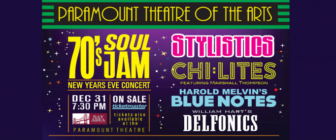 70s Soul Jam at Mountain Winery Amphitheater