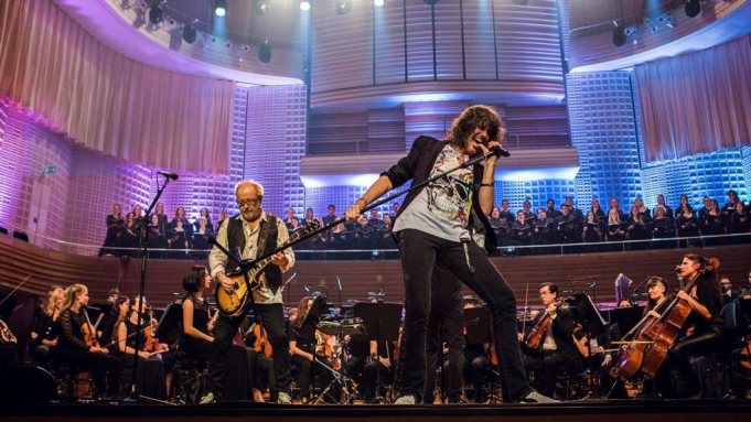 Foreigner Orchestral [POSTPONED] at Mountain Winery Amphitheater