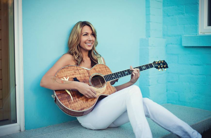 Colbie Caillat at Mountain Winery Amphitheater
