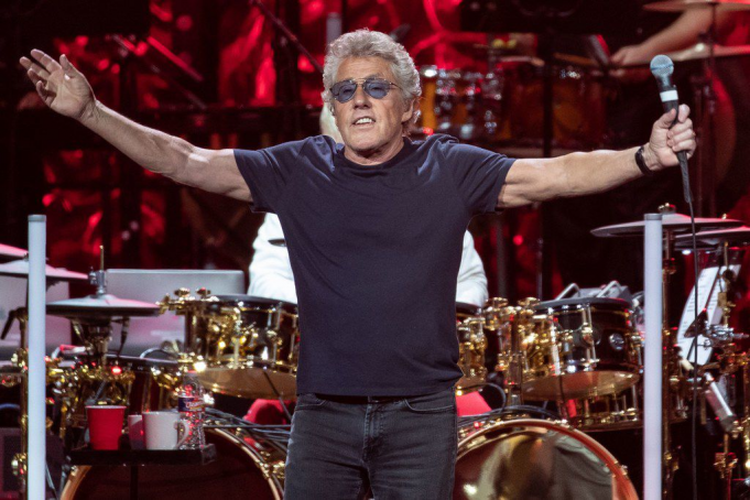 Roger Daltrey [CANCELLED] at Mountain Winery Amphitheater
