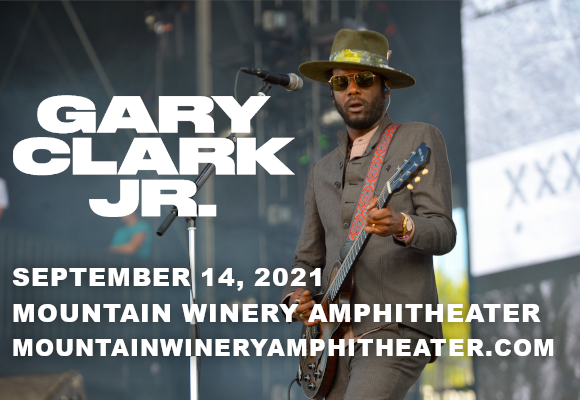 Gary Clark Jr. at Mountain Winery Amphitheater