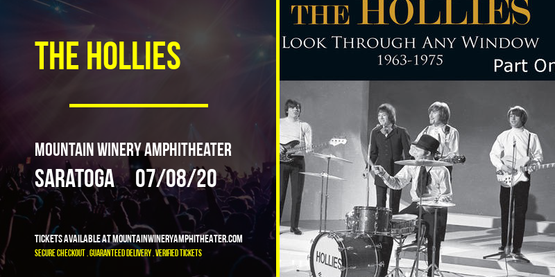 The Hollies at Mountain Winery Amphitheater