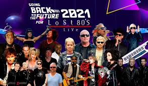 Lost 80's Live at Mountain Winery Amphitheater
